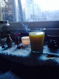Juice Offering