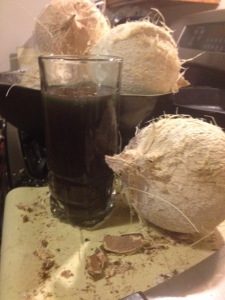 Coconut Algae Drink