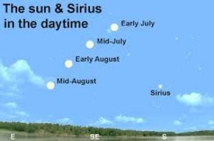 sun and sirius