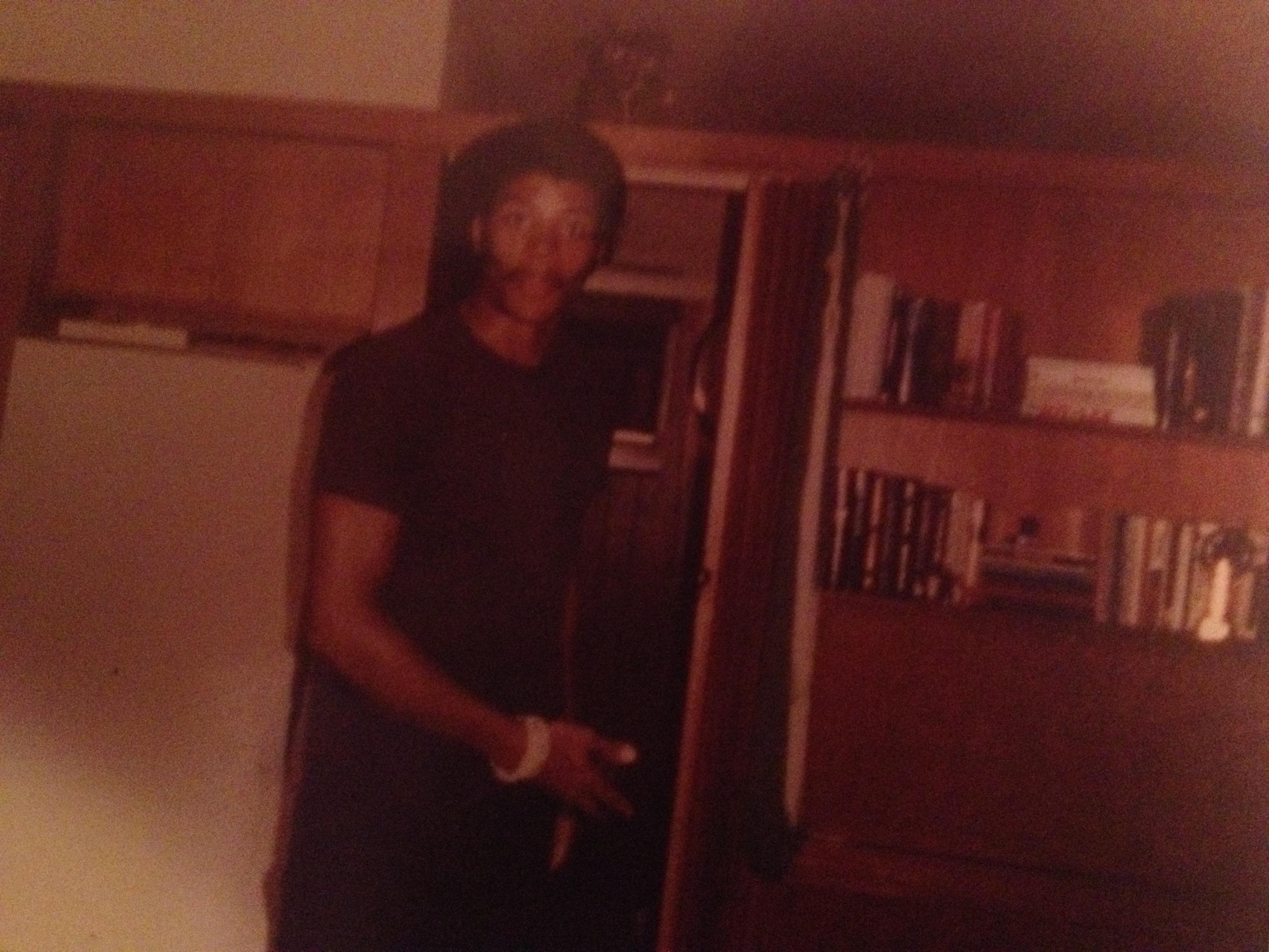 Tyson in apt 1984