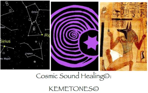 Cosmic Sound Healing Logo