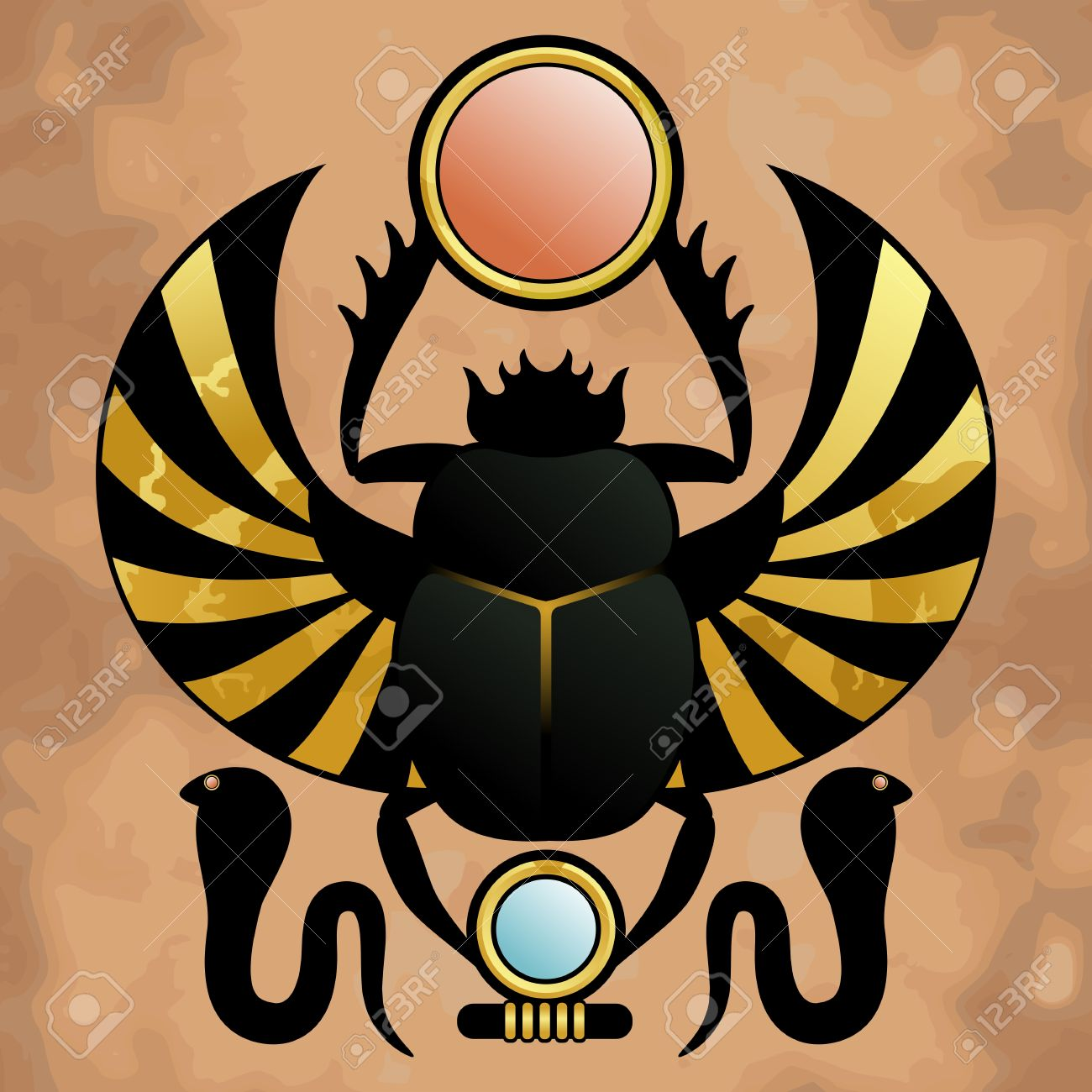 24233730-religion-of-ancient-egypt-scarab-in-ancient-egypt-the-symbol-of-the-god-khepera